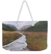 Buttermere In The Lake District Weekender Tote Bag