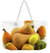 Butternut Squash With Gourds  Weekender Tote Bag