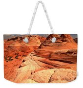 Buttes And Checkerboards Weekender Tote Bag