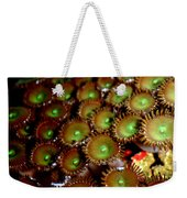 Button Polyps Weekender Tote Bag