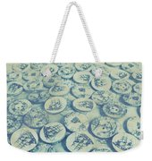 Button Seas Weekender Tote Bag