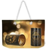 Buy Attractive Buddha Candle Votive From Rustik Craft  Weekender Tote Bag