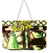 Buy You A Coffee Weekender Tote Bag