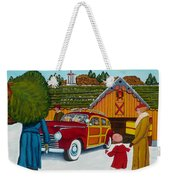 Buying The Tree Weekender Tote Bag