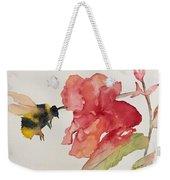 Buzz Bee Weekender Tote Bag