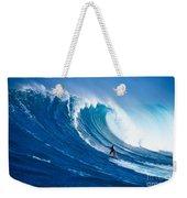 Buzzy Kerbox Surfing Big Weekender Tote Bag