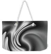 Bw Art 2 Weekender Tote Bag by Visual Artist Frank Bonilla