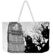 Bw Big Ben London 2 Weekender Tote Bag