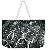 Bw Crackle Weekender Tote Bag