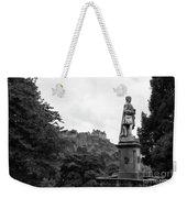 Bw Edinburgh Scotland  Weekender Tote Bag