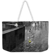 Bw Prague Charles Bridge 01 Weekender Tote Bag