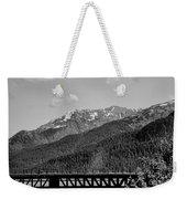 Bw Rail Alaska  Weekender Tote Bag