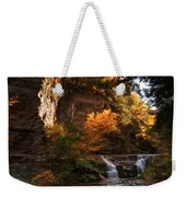 By Dawn's Early Light Weekender Tote Bag