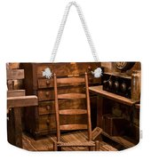 By-gone Days Weekender Tote Bag