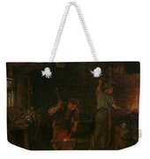 By Hammer And Hand All Arts Doth Stand Weekender Tote Bag