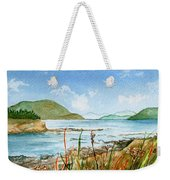 By The Bay  Weekender Tote Bag