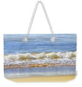 By The Coral Sea Weekender Tote Bag