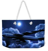 By The Light Of The Blue Moon Weekender Tote Bag