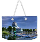 By The Port Montreal Weekender Tote Bag