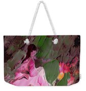 By The River Piedra I Sat Down And Wept Weekender Tote Bag