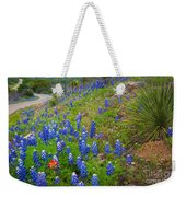 By The Roadside Weekender Tote Bag