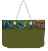 Hill Country Yucca Weekender Tote Bag