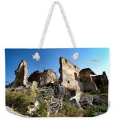 By The Ruins 2 Weekender Tote Bag