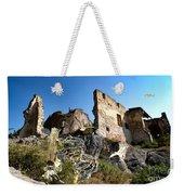By The Ruins 21 Weekender Tote Bag