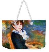 By The Seashore 1883 Weekender Tote Bag