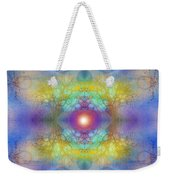 By The Tarnished Light Of The Moon Weekender Tote Bag
