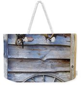 By The Tool Shed Weekender Tote Bag