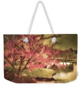 By The Water Weekender Tote Bag