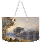 By The Waters Of Babylon Weekender Tote Bag