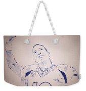 Bye Peyton Weekender Tote Bag