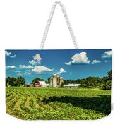 Bygone Days Weekender Tote Bag
