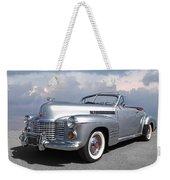 Bygone Era - 1941 Cadillac Convertible Weekender Tote Bag