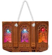 Byrd Theater Alcoves Weekender Tote Bag