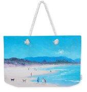 Byron Bay Beach Morning Weekender Tote Bag