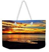 Byron Bay Sunset  Weekender Tote Bag