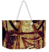 Byzantine Icon Weekender Tote Bag by Granger