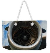 c-17 Power Weekender Tote Bag