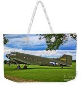 C-47 Special Delivery Weekender Tote Bag