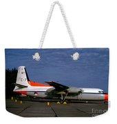 C-7, Netherlands Air Force, Rnaf, Nederlandse  Weekender Tote Bag