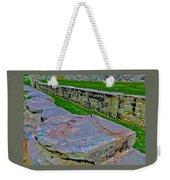 C And O Canal Lock Weekender Tote Bag