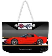C5 Corvette Zo6 'profile' I Weekender Tote Bag