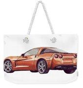 C6 Weekender Tote Bag