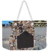 Ca-442 Death Valley 49ers Gateway Weekender Tote Bag