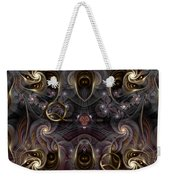 Cabalistic Symmetry Of Q Weekender Tote Bag