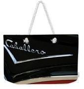 Caballero Weekender Tote Bag