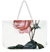 Cabbage Rose Weekender Tote Bag